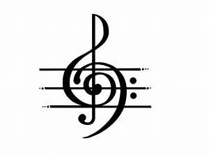 Music clipart 4 by LadyEru on DeviantArt