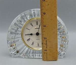vintage, staiger, cristal, d, u0026, 39, arques, 24, , lead, crystal, quartz