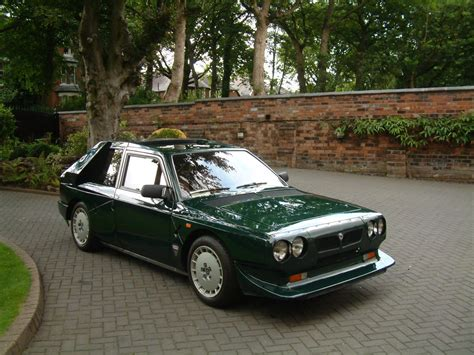 1985 Lancia Delta S4 Stradale Specialized Vehicle Solutions