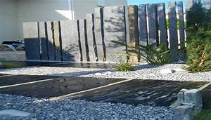 Decoration Jardin Pierre : pas japonais nimes montpellier ~ Dode.kayakingforconservation.com Idées de Décoration