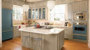 Idea House Kitchen Design Idea Southern Living Galley Kitchen Design In Modern Living