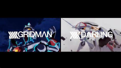 Xxxx Darling Vs Ssss Gridman Youtube