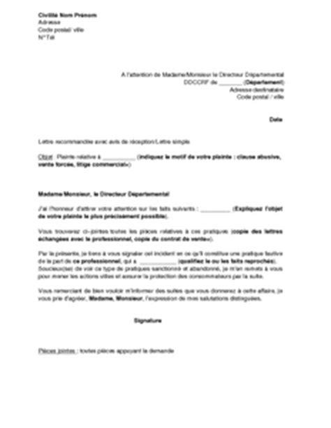 modele attestation de non sous traitance modele lettre depot de plainte contrat de travail 2018