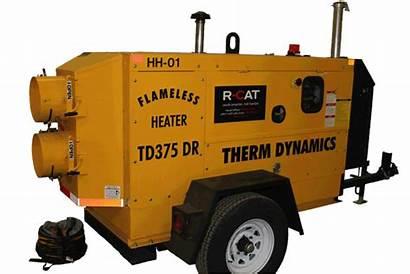 Flameless Heater Hydraulic 100gal 5l Capacity Fuel