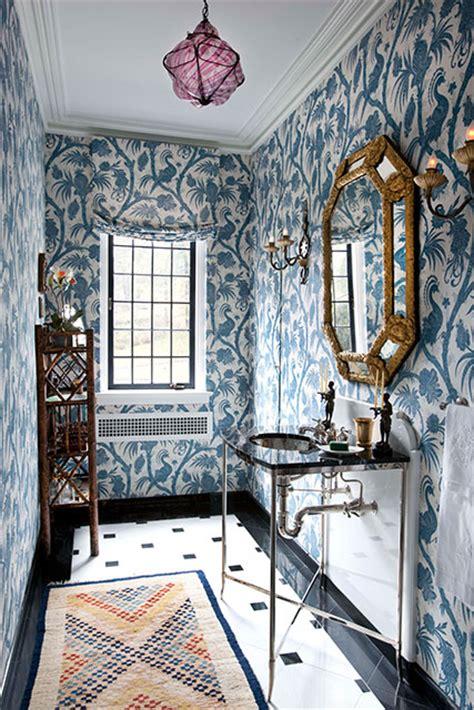 reasons   wallpaper   small bathroom huffpost life