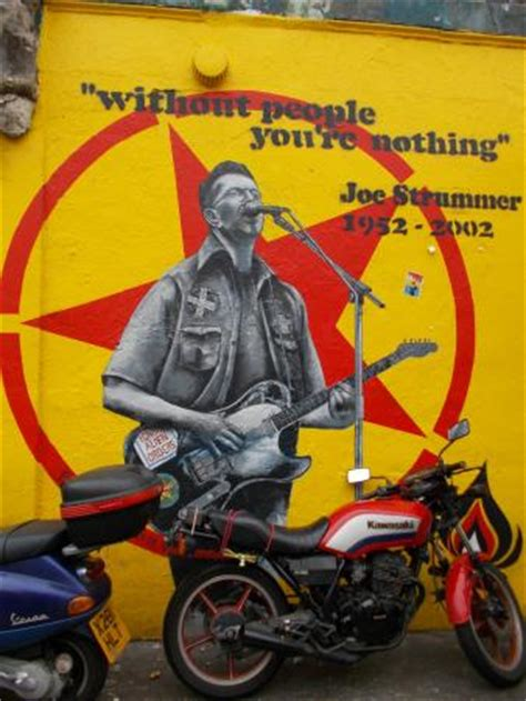 joe strummer mural london england top tips before you
