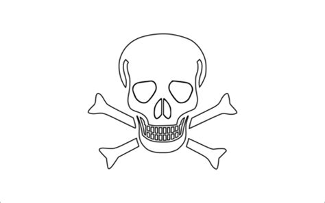 pirate flag coloring page  printable coloring pages