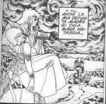 se morissi lunedì testo i cavalieri dello zodiaco seiya