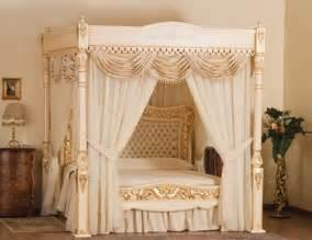 behutsamer schlaf mit dem besten himmelbett vorhang