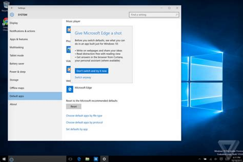 upcoming windows  patch begs    change default