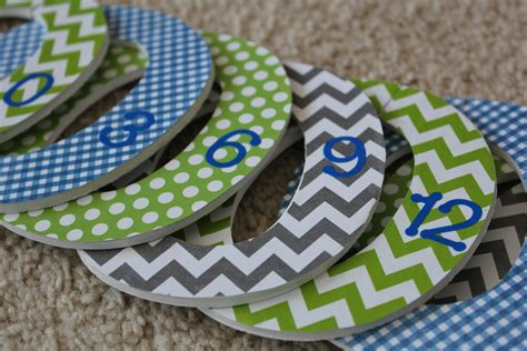 How To Make Closet Dividers by Diy Baby Closet Dividers Simply Being Abby