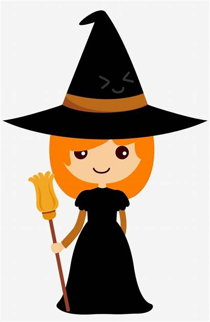 Witch Halloween Clipart Watercolor Cu Pngkey Transparent