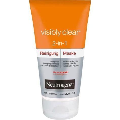 Neutrogena® visibly clear® 2in1 shopapothekecom