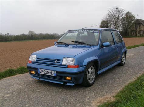siege 5 gt turbo vds 5 gt turbo phase 2 bleu lumière 1988