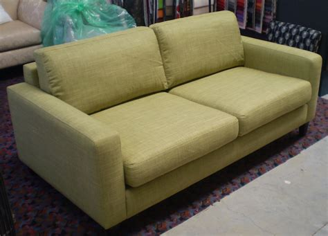 Get Sofa Reupholstered by Reupholstered 2 Seater Sofa Jaro Upholstery Melbourne