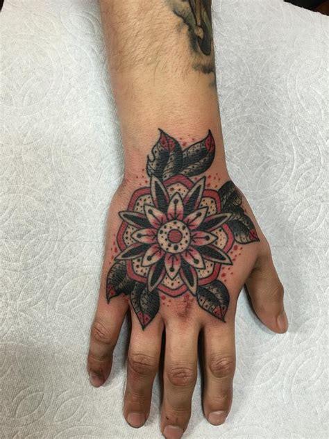 mandala  cody hennings tattoos