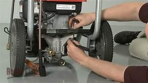 Pressure Washer Pump Replacement  U2013 Homelite Pressure