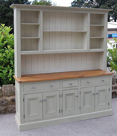 country kitchen hutch bespoke handmade dresser by eastburn country furniture