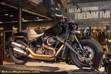 Harley Davidson Shop by Harley Davidson Of Petaling Jaya Shop Talk Bikesrepublic