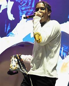 ASAP Rocky Performs at Camp Flog Gnaw Carnival 2017 ...