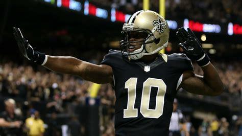 saints brandin cooks claims rookie   year territory