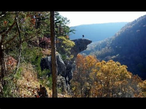 hawksbill crag whitaker point youtube