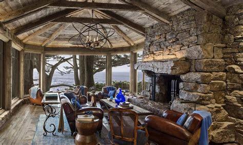 cuisine bois clair moderne séjour accueillant à la décoration rustique dans l esprit