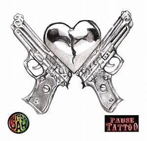 18+ Weapons Tattoos Designs