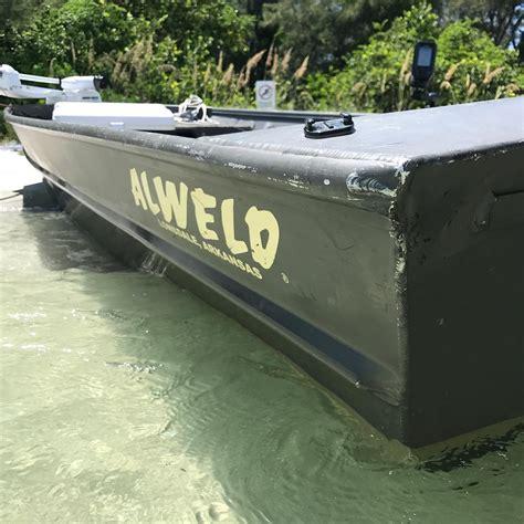 Alweld Boats Youtube by Alweld Skiff Life Fishing Boating Articles