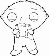 Coloring Stewie Griffin Pages Getcolorings Gangster Printable Getdrawings Print sketch template