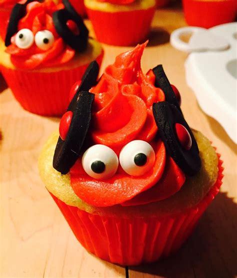 blaze   monster machine cupcakes   cute