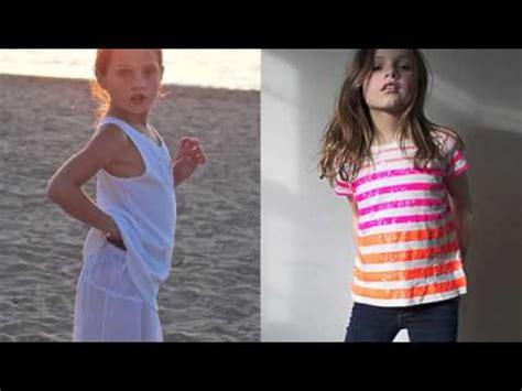 future faces nyc top child model nina lubarda model