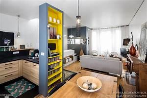 Maison Années 30 : renovation complete d 39 une maison de ville des annes 30 sophie lallias c t maison ~ Nature-et-papiers.com Idées de Décoration