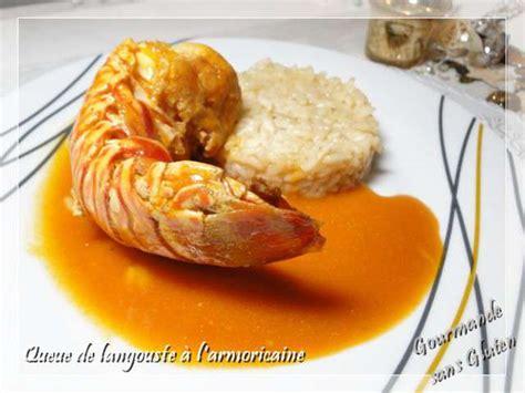 cuisine langouste recettes de queue de langouste