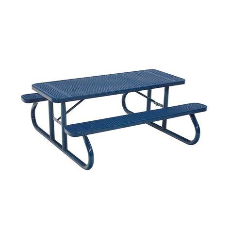 wabash 6 picnic table krt concepts patio furniture