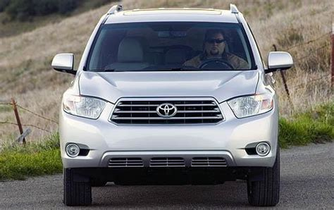 2010 Toyota Highlander Oil Type Specs