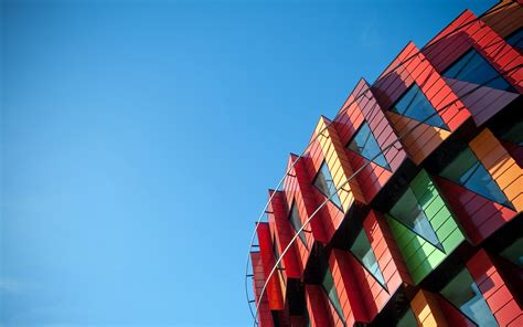 colorful building widescreen wallpaper wide wallpapersnet