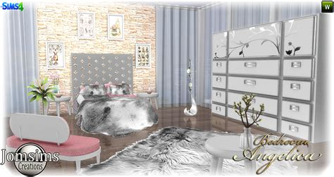 chambre coconing jomsimscreations bedroom click image to