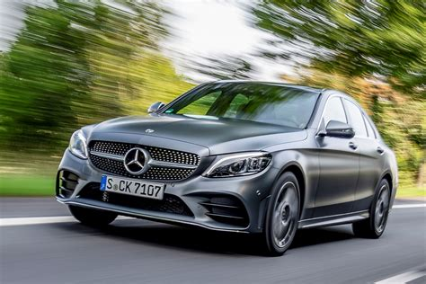Available in sedan, coupe, and convertible body styles, the. Mercedes-Benz C-Class 2018 first drive: full BIK rates ...