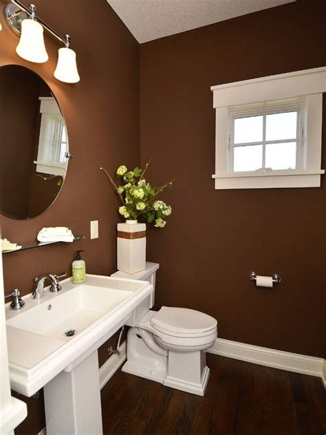 chocolate brown bathroom ideas 1000 images about brown bathrooms on bathroom