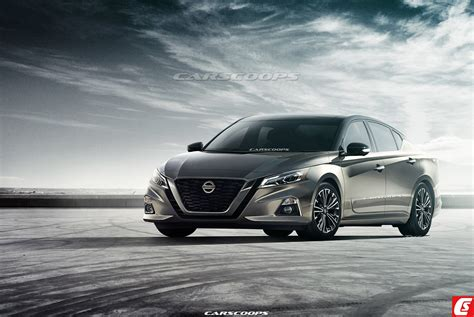 2019 Nissan Altima Everything We Know Carscoops