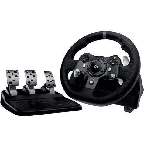 volante xbox one volante g920 driving logitech para xbox one pc