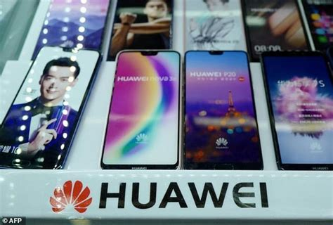 us bans huawei zte phones daily mail