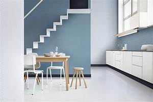 denim drift dulux paint colour of the year 2017 fresh With couleur de mur tendance
