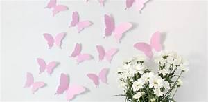 3d Schmetterlinge Wand : 3d wandtattoo schmetterlinge g nstig kaufen bei wandkings de ~ Whattoseeinmadrid.com Haus und Dekorationen