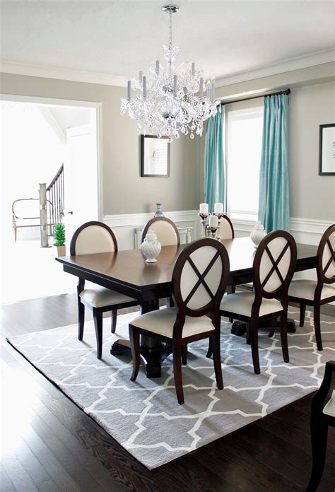dining room am dolce vita dining room chandelier reveal