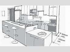 Residential Building Regular Room Dimensions and