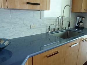 Blue Kitchen Countertops Ideas – Quicua com