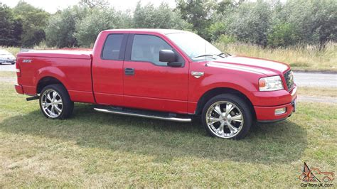 AMERICAN FORD F150 V8 AUTO 2005 ( LOW MILEAGE ) PICK UP