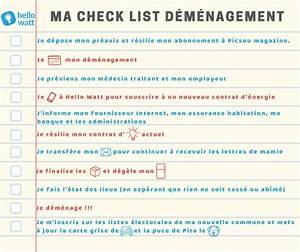 To Do List Déménagement : la check list indispensable pour mon d m nagement ~ Melissatoandfro.com Idées de Décoration